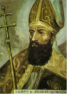 San Alberto de Jerusalén